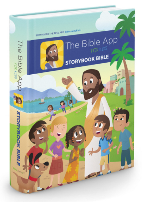 The Bible App for Kids - YouVersion